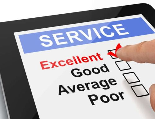 Customer Service – Is it a Checklist or not?