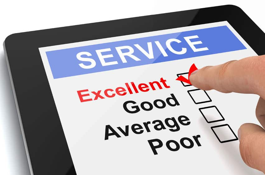 Customer Service - the customer experience matters